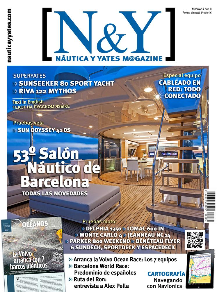 COVER---Ferretti-Custom-Line-Navetta-28---Nautica-Y-Yates----ott-nov-'14